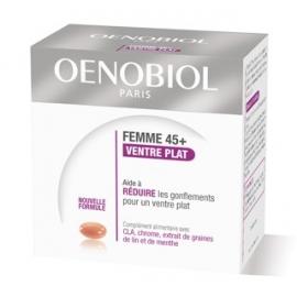 Oenobiol Femme 45+ Ventre Plat x 60 Capsules