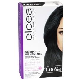 Elcea Coloration Permanente Noir Bleute 1,10