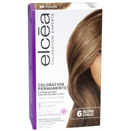 Elcea Coloration Permanente Blond Fonce 6