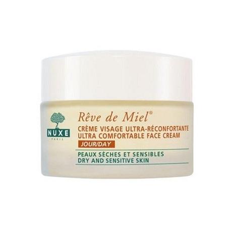 Nuxe Rêve de Miel Crème Visage Jour 50 ml