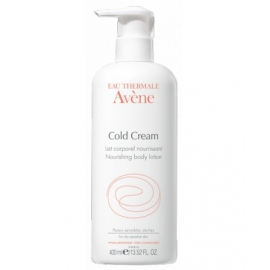 Avene cold cream lait corps 400 ml