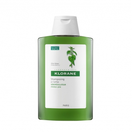 Klorane Capillaire Shampooing A l'Ortie 400 ml