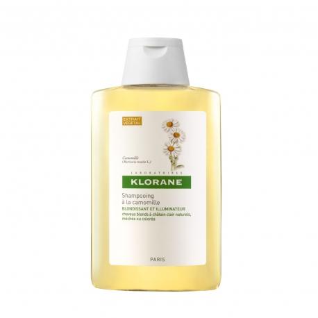 Klorane Capillaire Shampooing a la Camomille 400 ml