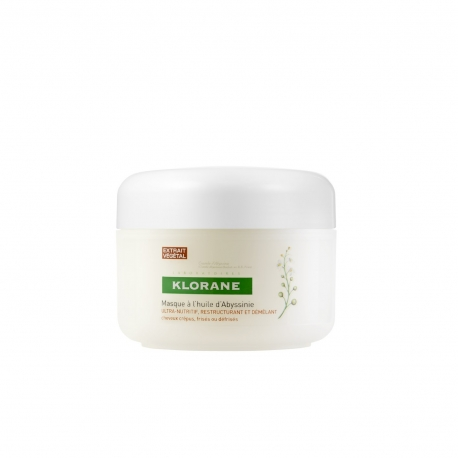 Klorane Capillaire Masque a L'huile D'abyssinie 150 ml