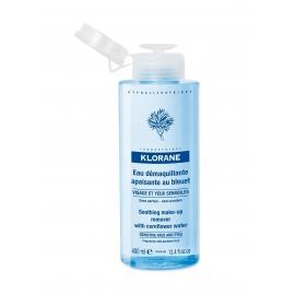 Klorane Eau Démaquillante au Bleuet 400 ml