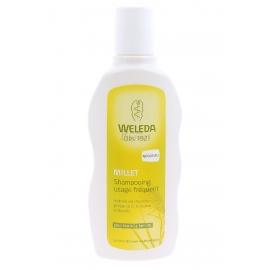 Weleda Shampooing usage fréquent au Millet 190 ML