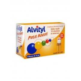 Alvityl Petit Boost boite de 8 flacons