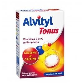 Alvityl Tonus comprimés effervescents x 20
