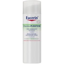 Eucerin DermoPurifyer soin hydratant matifiant 50 ml