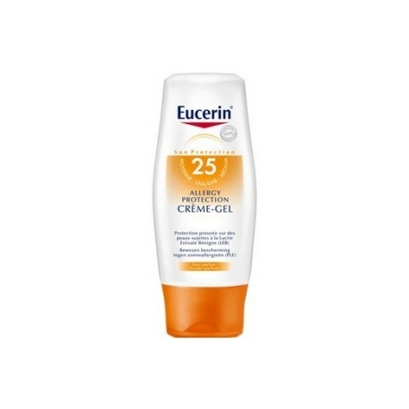 Eucerin Sun Leb Crème-Gel Spf 25 150 ml