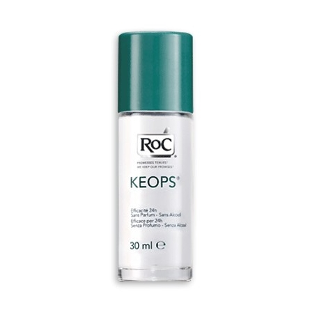 Roc Keops Deodorant Bille 30 ML