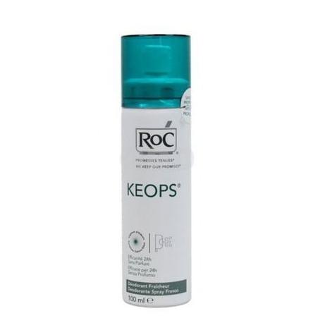 Roc Keops Deodorant Fraicheur Spray 100 ML