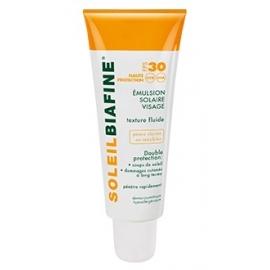 SoleilBiafine SPF 30 Emulsion visage 50 ml