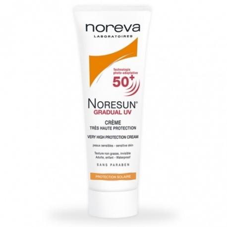Noresun Gradual UV Spf 50+ Crème 40 ml