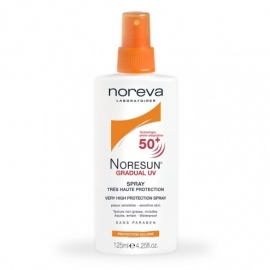 Noresun Gradual UV Spf 50+ Spray 125 ml