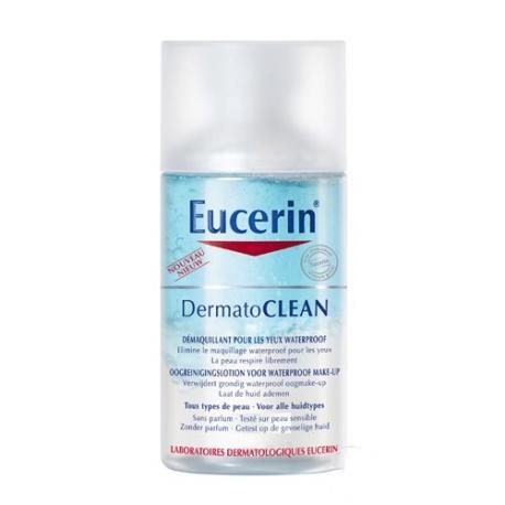 Eucerin DermatoClean démaquillant yeux 125 ML