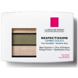 la Roche-posay Respectissime Ombre Douce 03 vert 4.4 gr