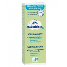 Moustidose Soin Calmant 40 ml