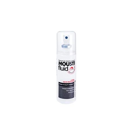 Moustifluid Lotion Haute Protection Zones A Hauts Risque 100 ml