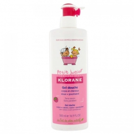Klorane Petit Junior Gel Douche Parfum Framboise 500ml