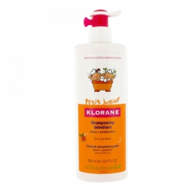 Klorane Petit Junior Shampooing Démêlant a la Pêche 500 ml