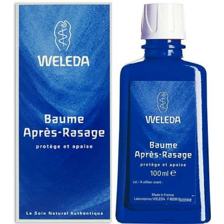 Weleda Baume Apres-rasage 100ml