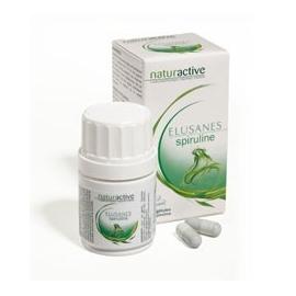 Naturactive Elusanes spiruline 30 gélules