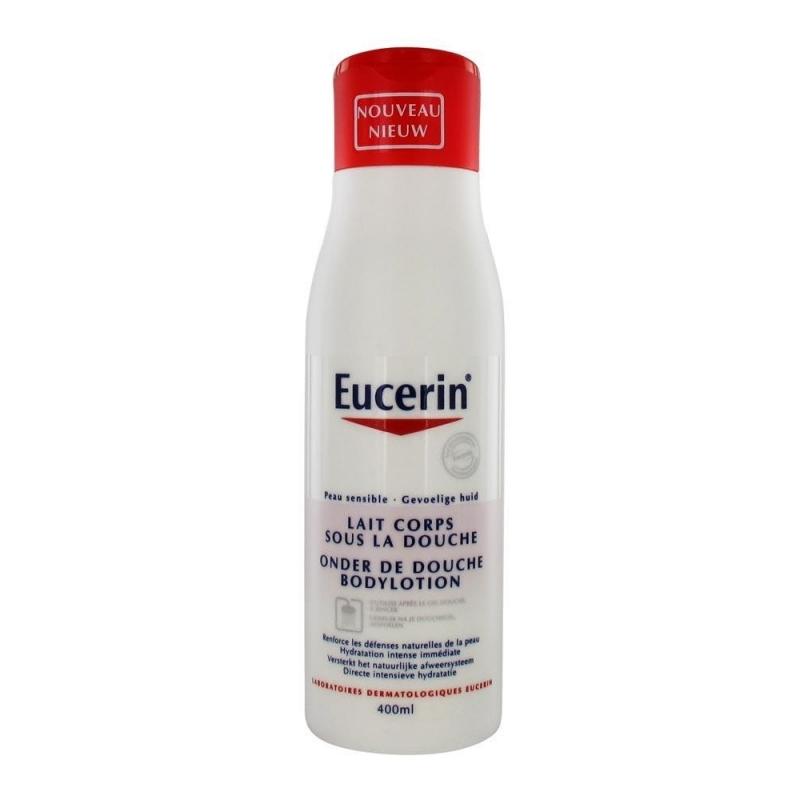 Eucerin ph5 lait corps sous la douche 400 ml - Lait corps sous la douche ...