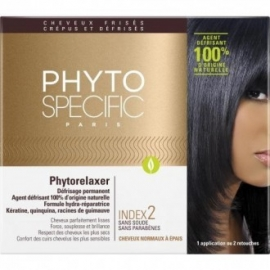 Phytospecific Phytorelaxer Defrisant Index 2 Cheveux Normaux, Epais et Resistant 1 Application
