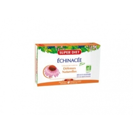 Super Diet Echinacée Bio 20 Ampoules x 15 ml