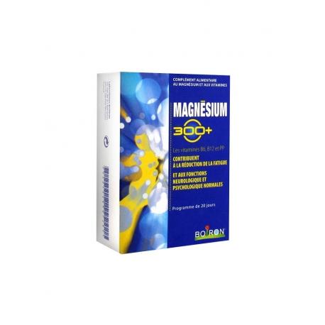 Bioptimum Magnesium 300+ 80 Comprimés