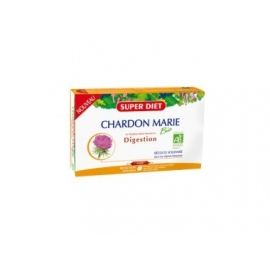 Super Diet Chardon Marie Bio Digestion 20 ampoules
