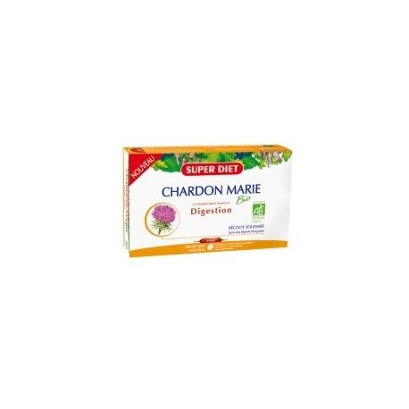 Super Diet Chardon Marie Bio Digestion 20 ampoules