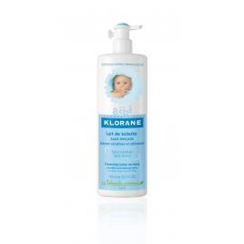Klorane Bebe Lait de Toilette Sans Rincage 750ml