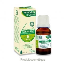 Phytosun Aroms Huile Essentielle Géranium Bio 5 ml