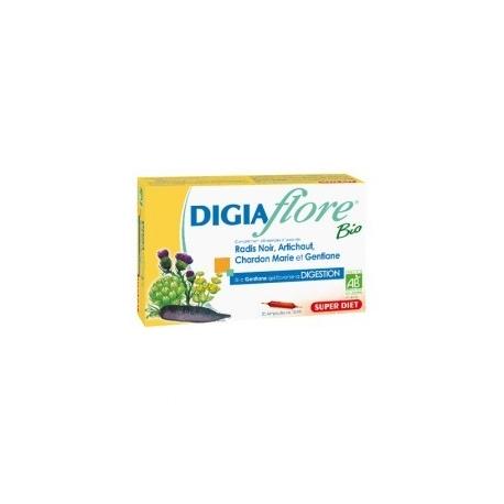 Super Diet DigiaFlore Bio Digestion 20 ampoules
