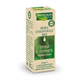 Phytosun Aroms Huile Essentielle Thym A Thymol Bio 5 ml