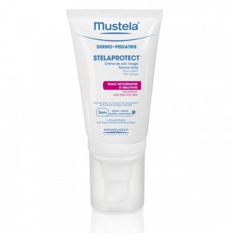 Mustela Stelaprotect dermo-pédiatrie crème de soin visage 40 ml