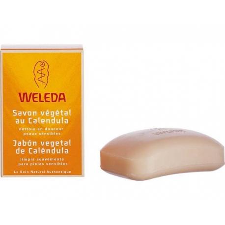 Weleda Bébé Savon végétal au Calendula 100 g