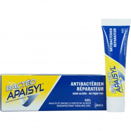 Bacteoapaisyl Soin antibactérien réparateur et protecteur 30 ML
