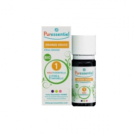 Puressentiel Huile Essentielle Bio D'orange Douce 10 ML