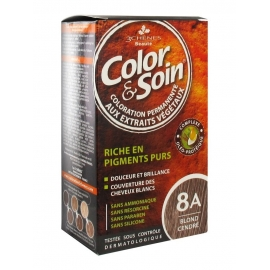 Color & Soin 8A Blond Cendré