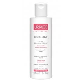 Uriage Roseliane Fluide Dermo-nettoyant 250 ml