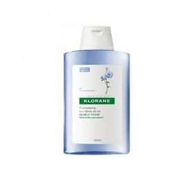 Klorane Capillaire Shampooing aux fibres de Lin 400ml
