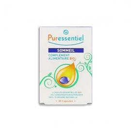 Puressentiel Sommeil Complément Alimentaire Bio 30 Capsules