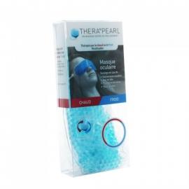 Thera Pearl Mas Oculaire Thérapie par le chaud ou le froid 22,9 cm x 7 cm