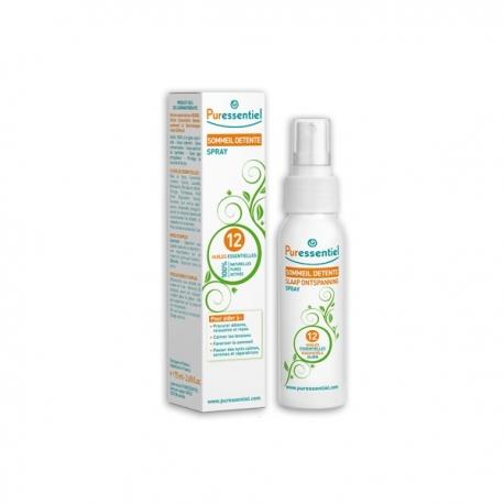 Puressentiel Sommeil Detente Spray Aérien 75 ml