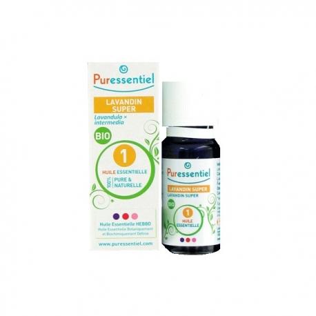 Puressentiel Huile Essentielle Bio Lavandin Super 10 ml