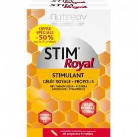 Stim Royal Stimulant lot de 2 x 20 ampoules