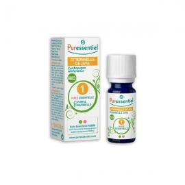 Puressentiel Huile Essentielle Bio Citronnelle De Java 10 ml